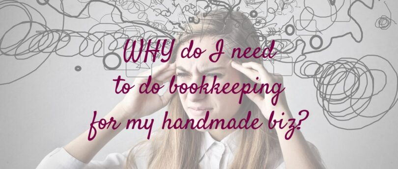 Bookkeeping is a necessary evil no matter what type of business you have