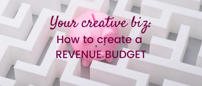 Creating a Revenue Budget is the first step in your overall budget process. It helps you to determine your revenue goals.