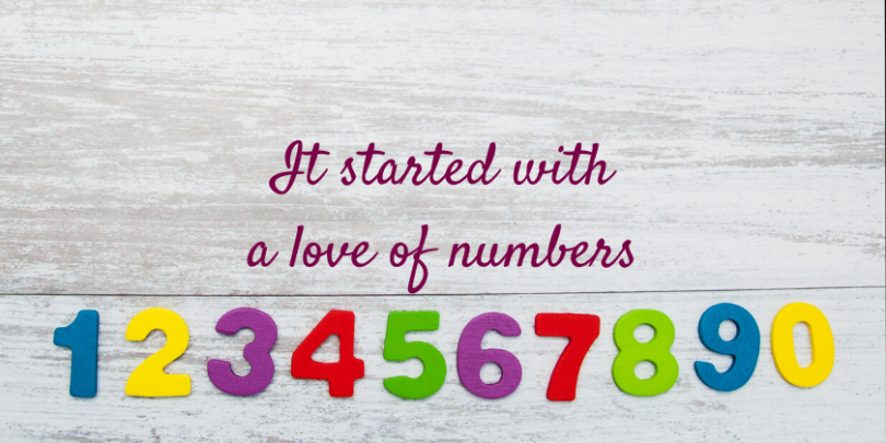 A love of numbers