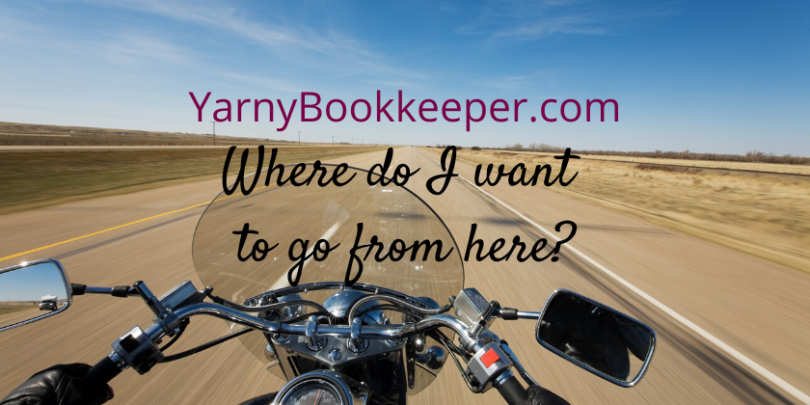 Where do I want to go from here with YarnyBookkeeper.com?