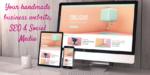Your handmade biz website, SEO & Social Media